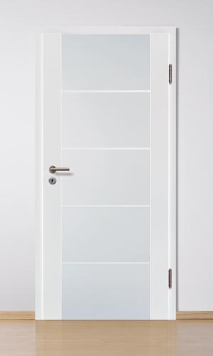 Innentüren modern mit glas  Hochwertige Innentüren - klassich, modern oder trendig